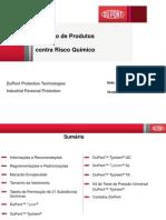 Dupont Macacões Chemical Portfolio