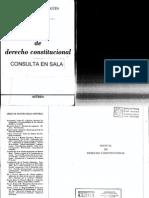 MANUAL DE DERECHO CONSTITUCIONAL - NESTOR PEDRO SAGÜÉS