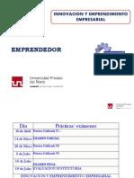Clase 1 Emprendimiento Empresarial