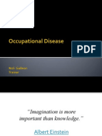 Tot Occupational Diseases