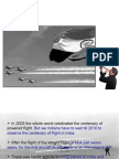Unfolding of the Indian Aviation Industry-presentation