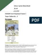 Teori Organisasi Umum 2 - 3