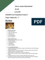 Teori Organisasi Umum 2 - 4