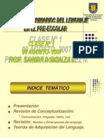 1era. Unidad Clases 2008