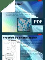 Fundamentos de cristalizaciónI
