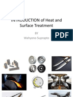 Introduction of Heat and Surface Treatment (PDF)