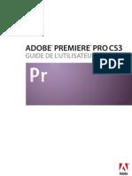 Aide de Adobe Premiere Pro CS3