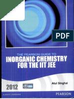 The Peason --Inorganic Chemistry