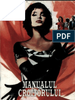 Croitorie Manual PDF