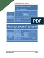 Reporte Sobre El Autismo