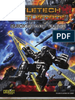 Battletech BattleForce QSR