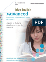 Cae Study Uk Guide