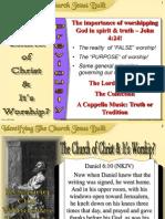 0H Worship Prayer