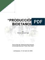 Monografia_XV Curso de Titulacion_Produccion de Bioetanol