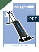 Total Gym1000