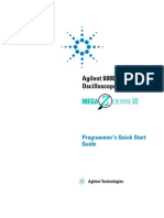 6000 Series Prog Quick Start