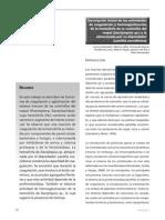Descripción inicial de las actividades de coagulación y hemoaglutinación de la hemolinfa de la cochinilla del nopal (Dactylopius sp.) y la almacenada por su depredador (Laetilia coccidívora)