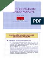 Tema Ope Trabajadoras Sociales Punto de Encuentro Familiar de Barakaldo