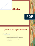 PPT planification