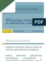 Clase No.6 Tecnología y Educación