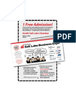 Business Expo Ticket