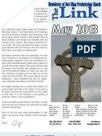May 2013 LINK Newsletter
