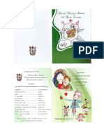 Invitación a la celebración del día del Colegio de Nuestra Señora del Buen Consejo