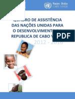 UNDAF Cabo Verde 2012_2016