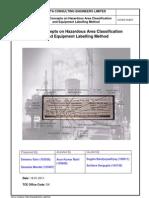 Hazardous Area Classification Basics