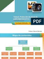 Producción y diseño multimedia