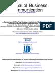Journal of Business Communication 2012 Martin 3 20