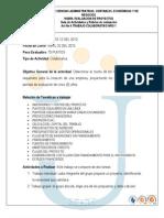Guia de Actividades y Rubrica de Evaluacion Trabajo Colaborativo Nro 1 2013 i