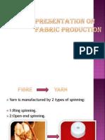 Presentation on Apparel