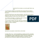 Breve etimología de las Hadas