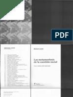 40627788 La Metamorfosis de La Cuestion Social Una Cronica Del Salariado Castel R