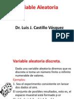 Variable Aleatoria Discreta