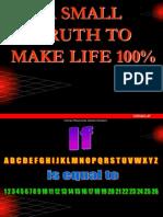 Mathematics of Life (Attitude)