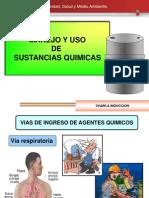 21. Manejo y Uso de Sustancias Quimicas