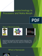 Nanotechnology in Processors and Nokia Morph