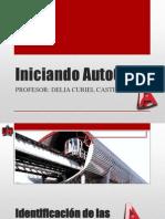 Iniciando AutoCAD
