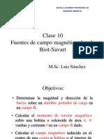 Clase 10-11 Fisica II