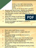 Sentences for Practice 2012 2