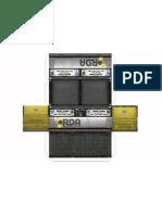 RDA Container