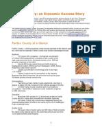 2013 Fairfax County Economic Development Info