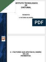 UNIDAD II FACTORES DE DISEÑO