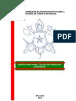 Manual de normatização de trabalhos acadêmicos 2010 v3
