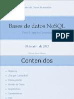 NoSQL Apache Cassandra