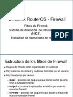 Mikrotik Firewall