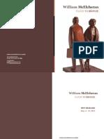 William McElcheran Paper To Bronze 2013 Digital Exhibition Catalogue