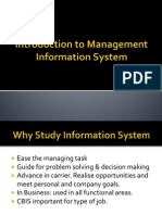 Management Information System | Monitoring And Evaluation